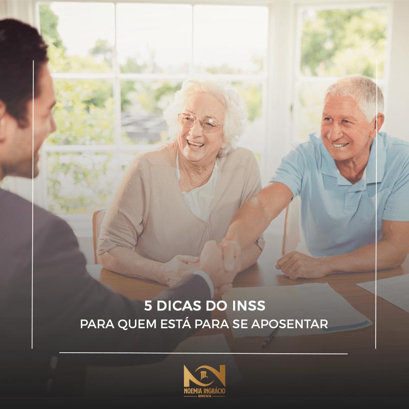 5 dicas do INSS